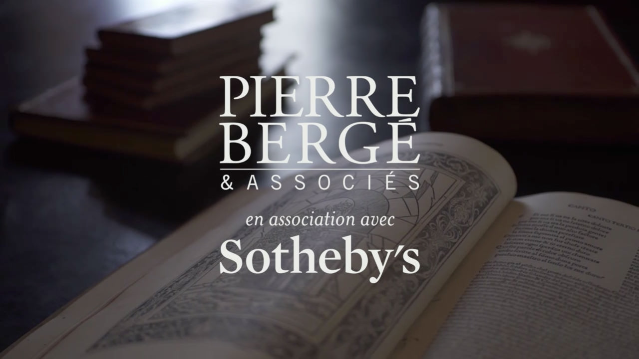 Conversation with Pierre Bergé by Antoine Compagnon